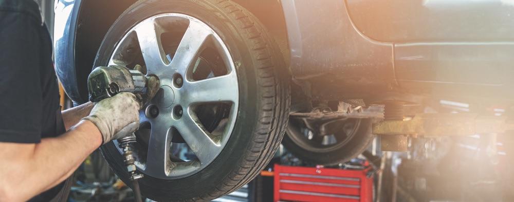 Car Tyres Maintenance